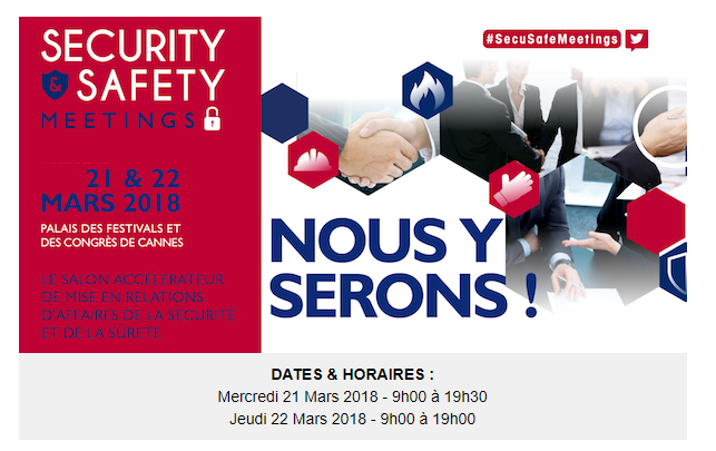 SECURITY AND SAFETY MEETINGS 2019